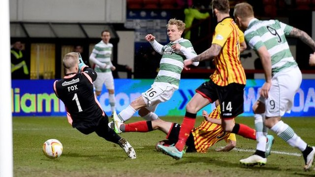 Highlights - Partick Thistle 0-3 Celtic