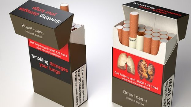 Tobacco firms lose plain packaging appeal