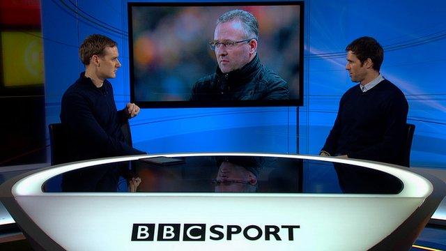 Dan Walker is joined by Kevin Kilbane