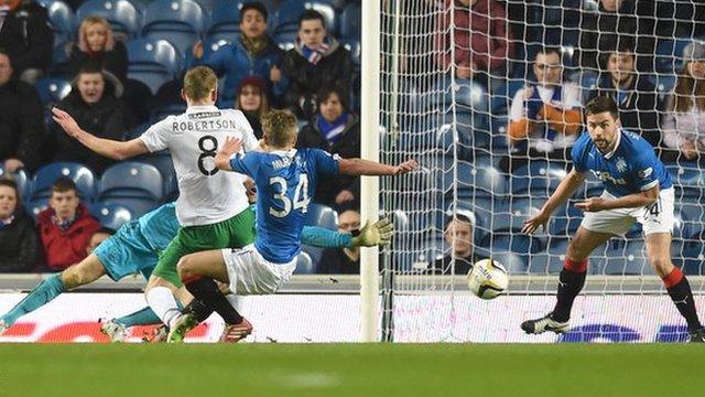 Highlights - Rangers 0-2 Hibernian