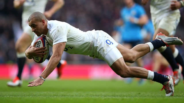 2015 Six Nations: English 'spirit' delights Joseph