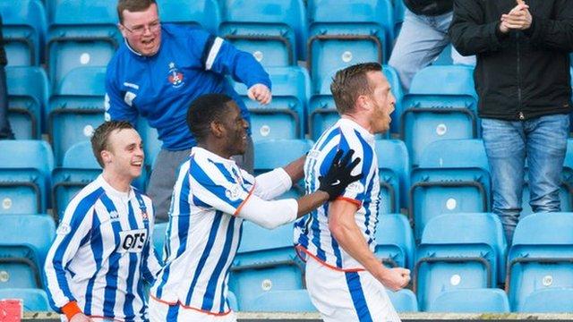 Highlights - Kilmarnock 3-2 Dundee United