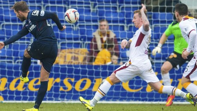 Highlights - Ross County 3-2 Motherwell