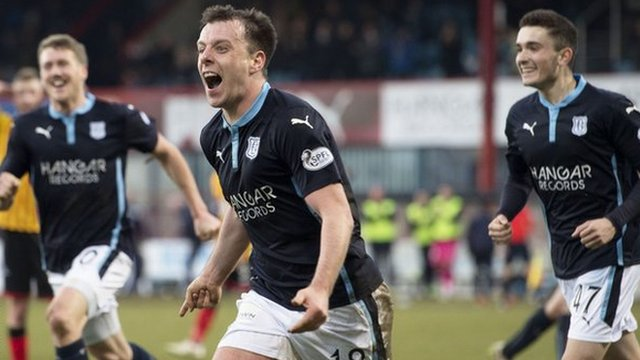 Highlights - Dundee 1-0 Partick Thistle