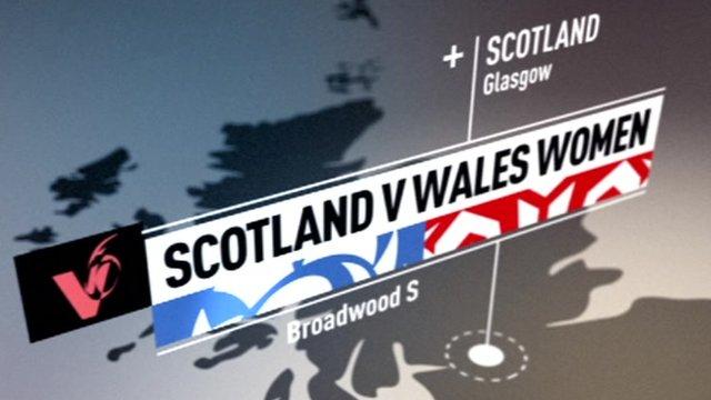 Highlights: Scotland women 3-39 Wales women