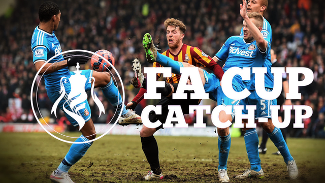 FA Cup Catch-up: The highs and lows of round five