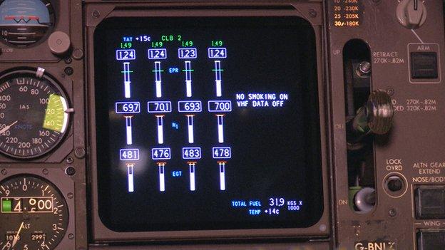 Fligh simulator