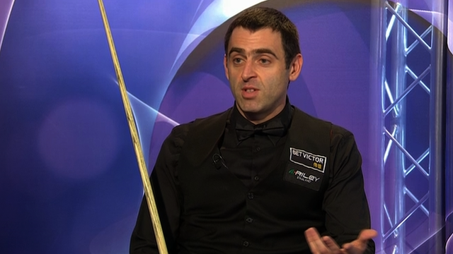 "Ronnie O'Sullivan describes the new venue for the Welsh Open snooker as ""sub-standard"""