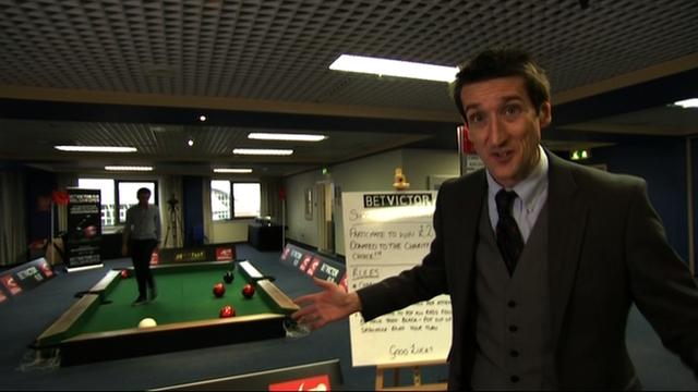 'Shambles' Welsh Open venue explored