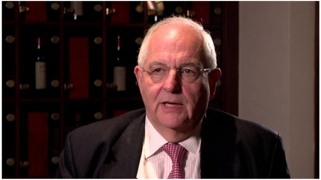Martin Wolf, chief economics commentator at the Financial Times