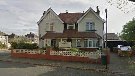 Morecambe care operator fined over stair lift death