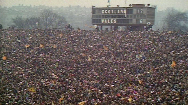 Six Nations: Scotland face Wales in front of record crowd