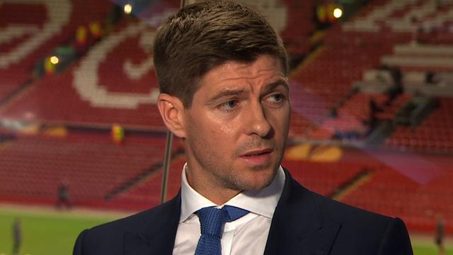 "Liverpool captain Steven Gerrard says Mario Balotelli showed vice-captain Jordan Henderson ""disrespect"" in the Reds' Europa league tie with Besiktas"