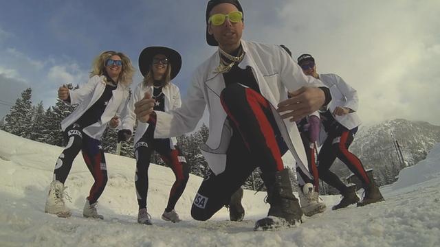 US Ski team created their own version of 'Uptown Funk'