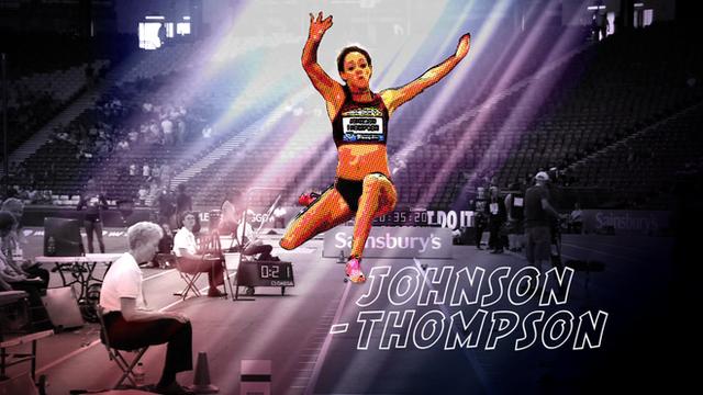 Katarina Johnson-Thompson kicks off a big year for GB heptathlon