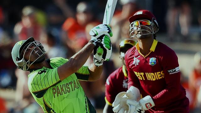 World Cup 2015: Pakistan make unwelcome history