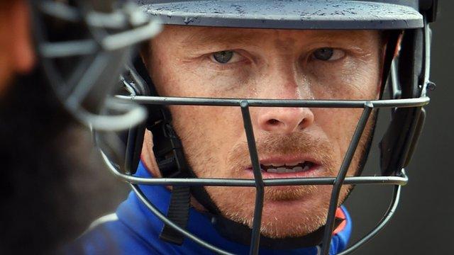 Cricket World Cup: Ian Bell on England-Scotland