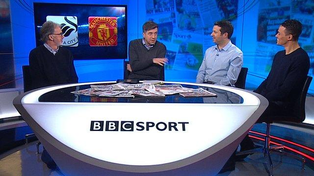 Pundits analyse United's 2-1 defeat