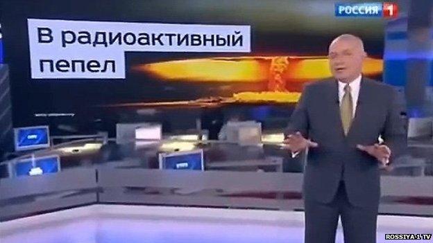 RT CEO Dmitriy Kiselev
