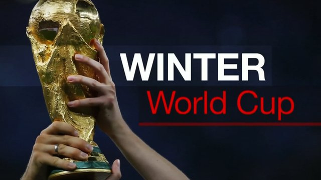 The first winter World Cup explained