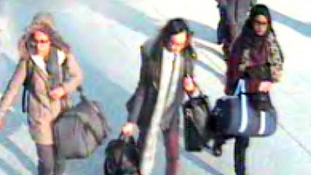 The missing girls at Gatwick airport