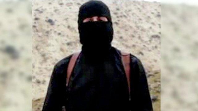 """Jihadi John"" - now named as Mohammed Emwazi"
