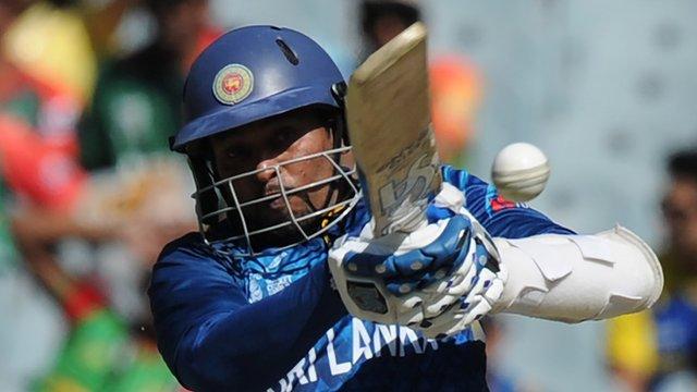 Sri Lanka batsman Tillakaratne Dilshan