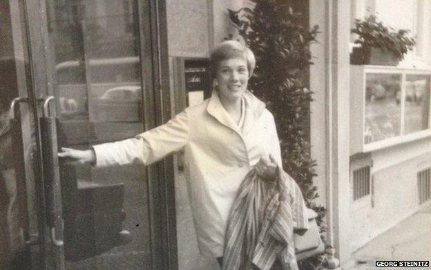Julie Andrews in 1965