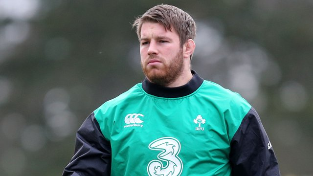 The recent return to action of Sean O'Brien has boosted Ireland