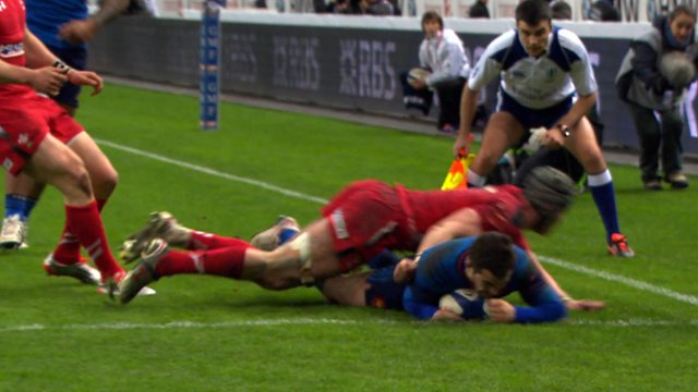 Six Nations 2015: Dulin score narrows Wales lead