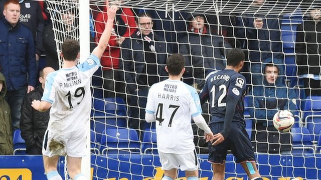Highlights - Ross County 1-0 Dundee