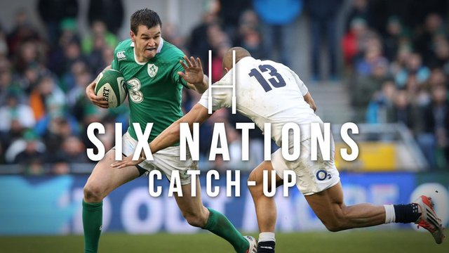 Six Nations Catch-Up: The best action from week three