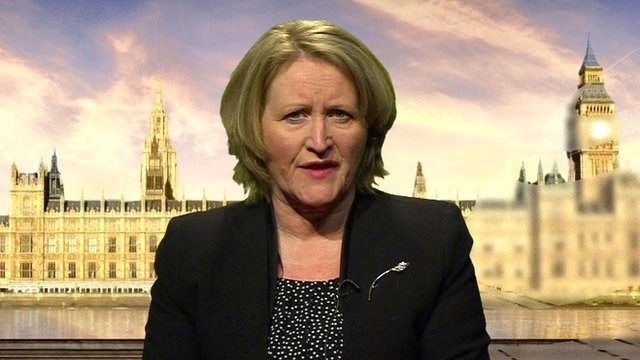 New Children's Commissioner for England Anne Longfield