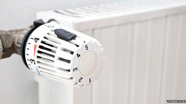 Radiator thermostat