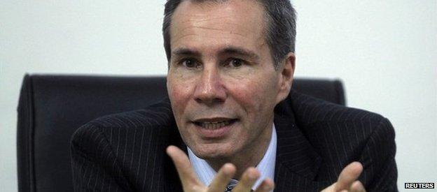 Alberto Nisman, 29 May 2013