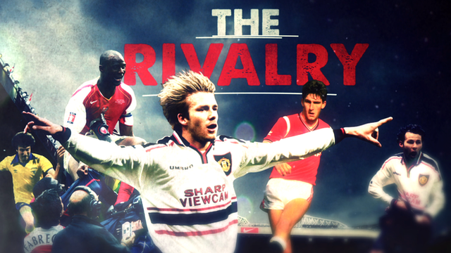 Manchester United v Arsenal - The Rivalry