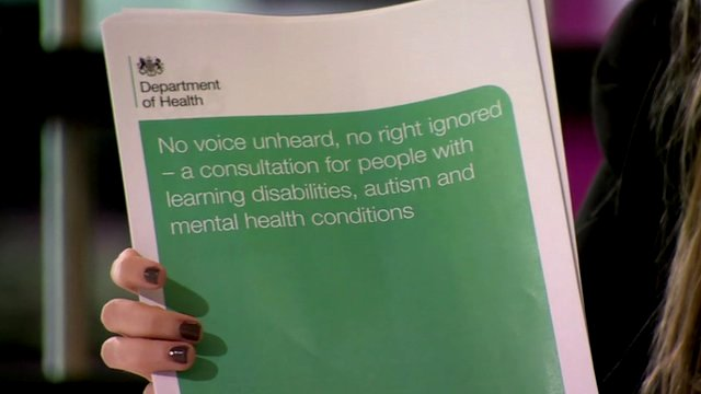 The consultation outlines government proposals on mental health