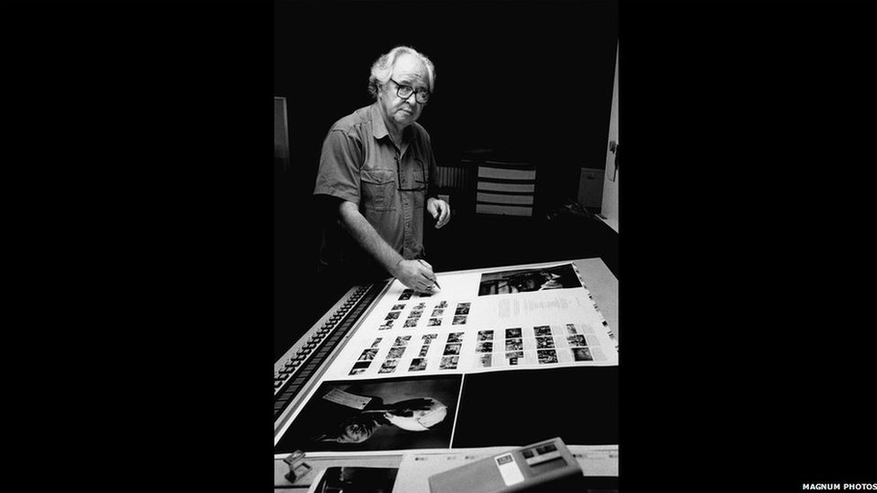 Philip Jones Griffiths (1936-2008)
