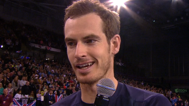 Great Britain's Andy Murray