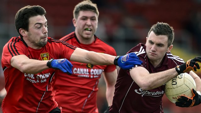 Down beat Galway by a point at Pairc Esler