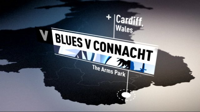 Pro12 highlights: Cardiff Blues 18-17 Connacht