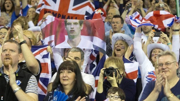 BBC Sport - Davis Cup: Great Britain face quarter-final venue quandary