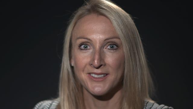 Marathon world record holder Paula Radcliffe #mysportingheroine