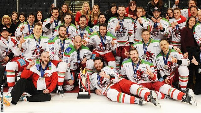 Cardiff Devils last won the Challenge Cup 10 years ago