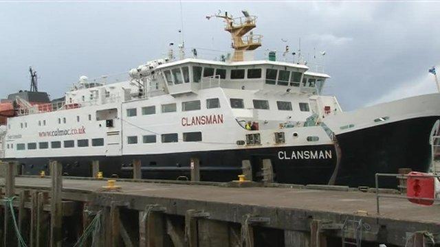 MV Clansman