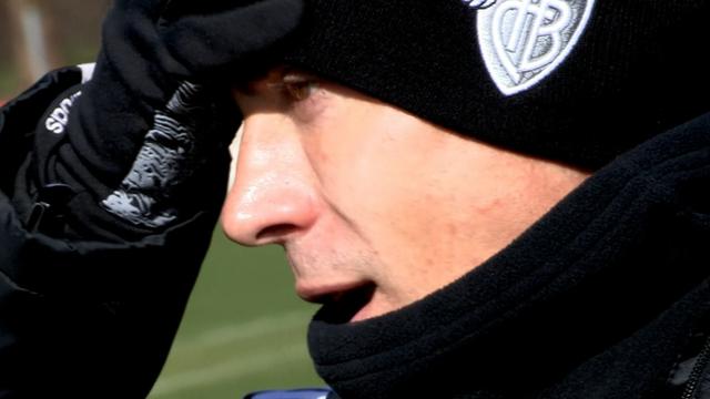 Champions League: FC Porto-FC Basle - Paulo Sousa interview