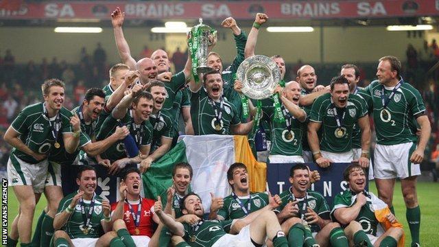 Ireland Grand Slam 2009
