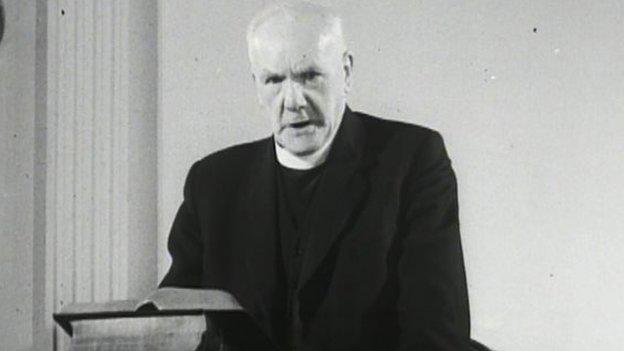 Y Parch MP Morgan yn cofio'r Diwygiad mewn pregeth yn 1959