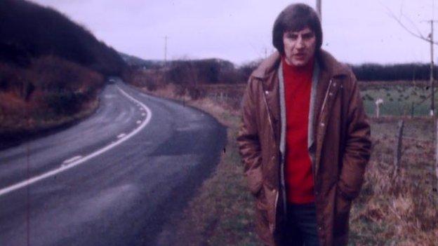 Sulwyn Thomas yn adrodd hanes 'Operation Julie' ar 'Heddiw' yn 1978