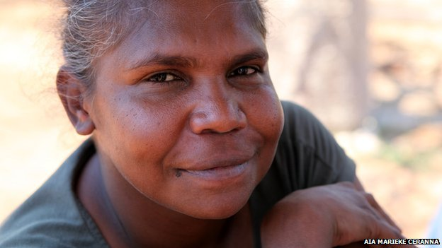 Delia Clark, former resident of Oombulgurri